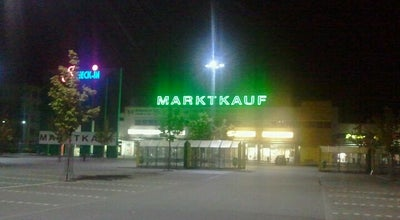 Photo of Big Box Store Marktkauf at Friedrich-ebert-str. 100, Mannheim 68167, Germany