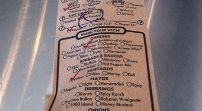 Photo of Sandwich Place Which Wich? Superior Sandwiches at 3405 E Battlefield St, Springfield, MO 65804, United States