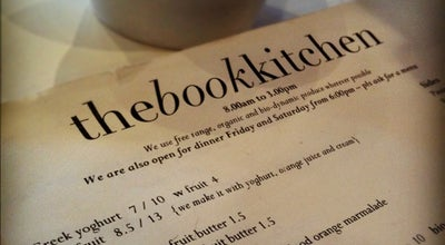 Photo of Cafe The Book Kitchen at 255 Devonshire St., Surry Hills, NS 2010, Australia