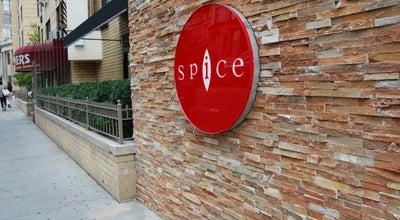 Photo of Thai Restaurant Spice at 77 10th Street, New York, NY 10003, United States