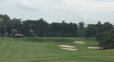 Photo of Golf Course Mt. Malarayat Golf and Country Club at Barangay Dagatan, Lipa City, Batangas, Philippines