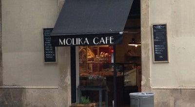 Photo of Breakfast Spot Molika Cafe at Casp, 57, Barcelona 08007, Spain