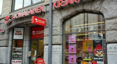 Photo of Bookstore Suomalainen kirjakauppa at Hämeenkatu 18, Tampere 33200, Finland