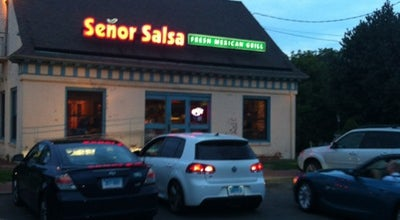 Photo of Mexican Restaurant Señor Salsa at 580 Post Rd, Fairfield, CT 06824, United States