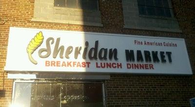 Photo of American Restaurant Sheridan Market at 191 E 161st St, Bronx, NY 10451, United States
