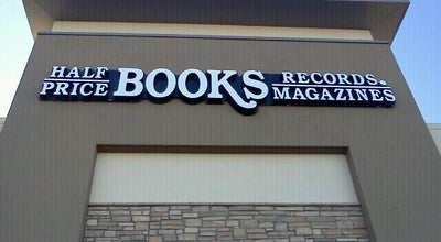 Photo of Bookstore Half Price Books at 12616 S. Freeway I-35w, Burleson, TX 76028, United States