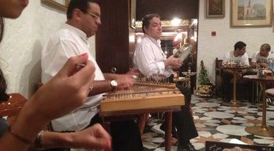 Photo of Cafe Naguib Mahfouz Cafe   مقهى نجيب محفوظ at Al Husain, Cairo, Egypt