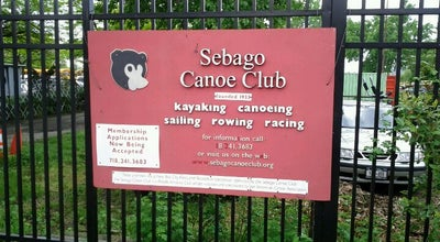 Photo of Harbor / Marina Sebago Canoe Club at 1400 Paerdegat Ave N, Brooklyn, NY 11236, United States