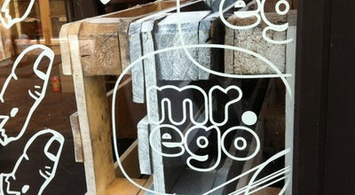 Photo of Clothing Store Mr. Ego at Steenstraat 29 Rue Des Pierres, Bruxelles / Brussel 1000, Belgium