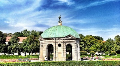 Photo of Park Hofgarten at Odeonsplatz, München 80539, Germany