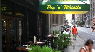 Photo of Irish Pub Pig 'N' Whistle On 36th at 202 West 36th Street, New York, NY 10018, United States