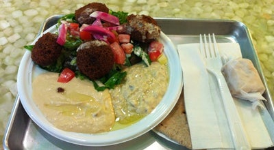 Photo of Middle Eastern Restaurant Amir's Falafel at 2911 Broadway, New York, NY 10025, United States