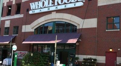 Photo of Supermarket Whole Foods Market at 929 South St, Philadelphia, PA 19147, United States