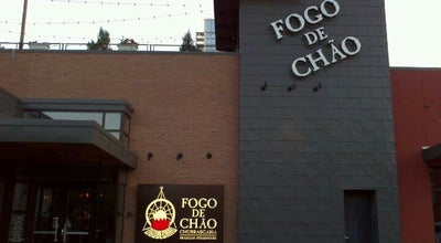 Photo of Churrascaria Fogo de Chao Brazilian Steakhouse at 309 E 3rd St, Austin, TX 78701, United States