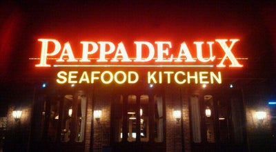 Photo of Seafood Restaurant Pappadeaux Seafood Kitchen at 921 Pasquinelli Dr, Westmont, IL 60559, United States