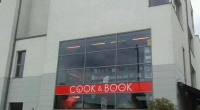 Photo of Bookstore Cook & Book at Place Du Temps Libre 1 Vrijetijdsplein, Woluwe-Saint-Lambert 1200, Belgium