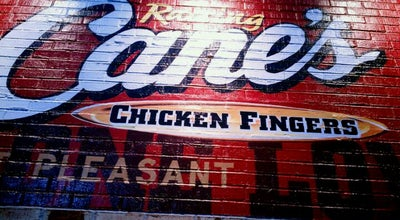 Photo of Fried Chicken Joint Raising Cane's Chicken Fingers at 1777 N Highway 17, Mt Pleasant, SC 29464, United States