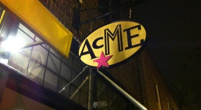 Photo of Southern / Soul Food Restaurant Acme Food & Beverage Co at 110 E Main St, Carrboro, NC 27510, United States
