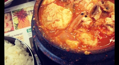 Photo of Korean Restaurant BCD Tofu House at 3575 Wilshire Blvd, Los Angeles, CA 90010, United States