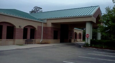Photo of Library Leroy Collins Leon County Public Library - Northeast Branch at 5513 Thomasville Rd, Tallahassee, FL 32312, United States