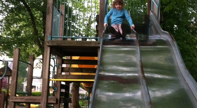 Photo of Playground Underwood Playground at Newton, MA, United States