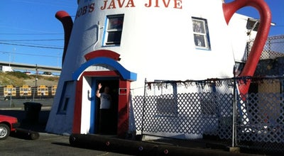Photo of Dive Bar Bob's Java Jive at 3230 S Ferry St., Tacoma, WA 98409, United States