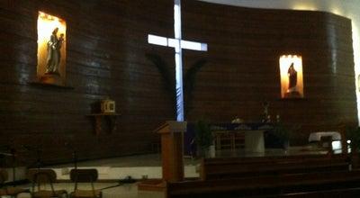 Photo of Church Parroquia Madre de Dios at Avda. Angamos 0535, Antofagasta, Chile