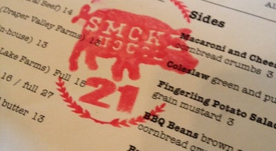 Photo of BBQ Joint Smokehouse 21 at 413 Nw 21st Ave, Portland, OR 97209, United States