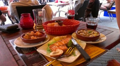 Photo of Tapas Restaurant QuePasa Tapasbar at Dommelstraat 19, Eindhoven 5611 CJ, Netherlands
