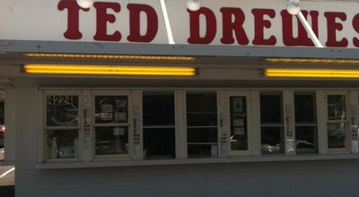 Photo of Ice Cream Shop Ted Drewes Frozen Custard at 4224 S Grand Blvd, Saint Louis, MO 63111, United States