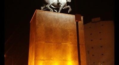 Photo of Monument / Landmark Cid Campeador at Av. Angel Gallardo, Buenos Aires, Argentina