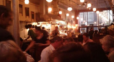 Photo of French Restaurant La Palette at 492 Queen Street West, Toronto, ON M5V 2B1, Canada