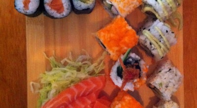 Photo of Sushi Restaurant Genki Garden at Reguliersdwarsstraat 26, Amsterdam 1017 BM, Netherlands