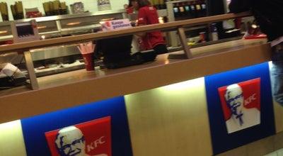 Photo of Fried Chicken Joint KFC at West Kruiskade 46, Rotterdam 3014 AT, Netherlands