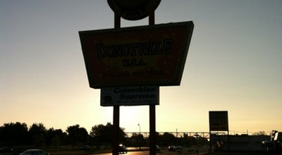 Photo of Bakery Donutville USA at 14829 Ford Rd, Dearborn, MI 48126, United States