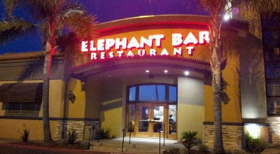 Photo of American Restaurant Elephant Bar at 6063 Sunrise Mall, Citrus Heights, CA 95610, United States
