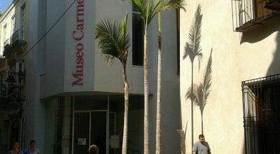 Photo of Art Museum Museo Carmen Thyssen Málaga at C/ Compañía, 10, Málaga 29008, Spain