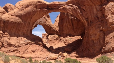 Photo of National Park Arches National Park at Arches Entrance Rd, Moab, UT 84532, United States