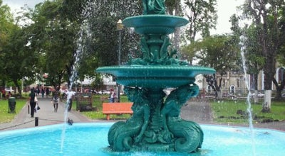 Photo of Park Woodford Square at Btwn Frederick St. & Abercromby St., Port of Spain, Trinidad and Tobago