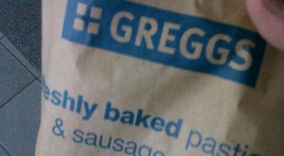 Photo of Bakery Greggs at Basildon, United Kingdom