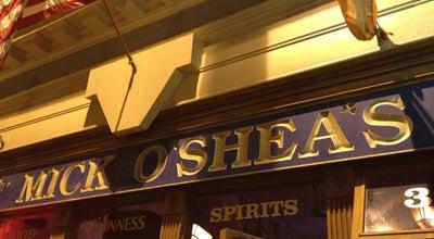 Photo of Bar Mick O'Shea's Irish Pub at 328 N Charles St, Baltimore, MD 21201, United States