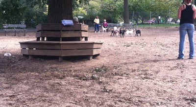 Photo of Dog Run Washington Square Park Dog Run at Washington Square Park, New York, NY 10012, United States