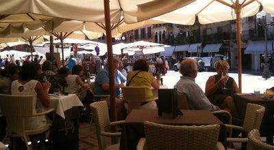 Photo of Italian Restaurant Casa Mazzanti Caffè at Piazza Delle Erbe, 32, Verona 37121, Italy