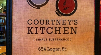 Photo of Diner Courtney's Kitchen at 654 Logan St, Noblesville, IN 46060, United States