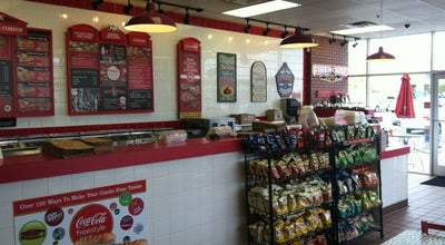 Photo of Sandwich Place Firehouse Subs at 6275 University Dr Nw, Huntsville, AL 35806, United States