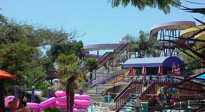 Photo of Water Park Raging Waters at 2333 S White Rd, San Jose, CA 95148, United States