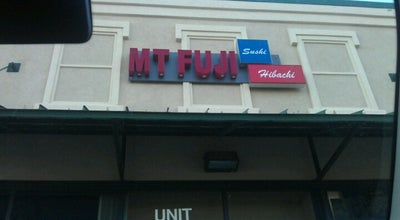 Photo of Japanese Restaurant Mt Fuji at 18260 Lincoln Ave, Parker, CO 80134, United States
