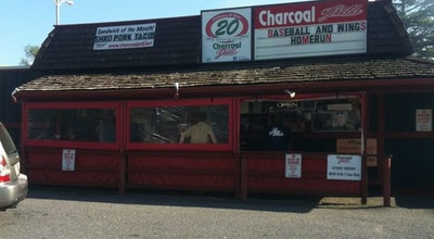 Photo of BBQ Joint Charcoal Grill at 8535 Old Harford Rd, Baltimore, MD 21234, United States