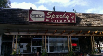 Photo of Burger Joint Sparky's Giant Burgers at 4120 Redwood Rd, Oakland, CA 94619, United States