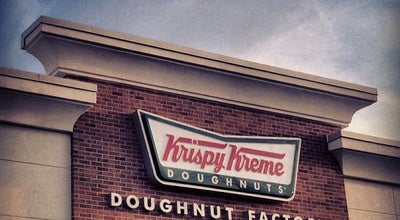 Photo of Donut Shop Krispy Kreme Doughnuts of Tuscaloosa at 1400 Mcfarland Blvd E, Tuscaloosa, AL 35404, United States